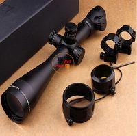 rifle scope - DHL NEW Leupold Mark4 X50 M1 Mil dot Illuminated Riflescopes Rifle Scope Hunting Scope w Mounts