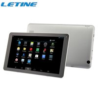 Wholesale LETINE Best Price Inch IPS Capacitive Screen Tablet Pc Quad Core A31s Quad Core G G Storage HDMI Tablet