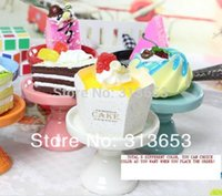 Wholesale discount on mini ceramic Cake pan cake stand wedding dessert plate cupcake stand x6cm