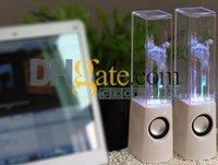 Cheap dancing water speaker Best light speaker