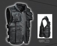Wholesale CS Paintball Men Nylon Tactical Vest Hunting Combat Assault Vest Outdoor Training Waistcoat