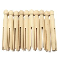 angels clip art - 10CM Long Natural Wood Clothes Pins Peg Doll Pins Clips Old Fashioned Pegs Doll Making Craft