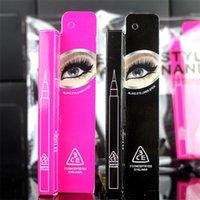 Wholesale Super Black Makeup Eyeliner Pencil for Ladies Quick Dry Long Lasting Cosmetic Eyeliner Waterproof Function Hot Sale