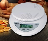 balanced diet foods - 100pcs HHA507 g kg x g B05 Digital Electronic Kitchen Weighing Scale Diet Food Balance Hot Sell