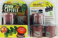 Wholesale 50pcs Clever Coffee Capsule Reuseable Single Coffee Filter Keurig K CUP k cup
