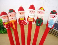 Wholesale for Christmas Christmas craft pen creative handmade Christmas ball pen