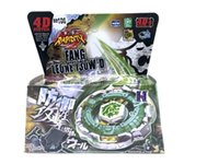 Wholesale 2015 new Beyblade Metal Fusion D set FANG LEONE WD BB106 with launcher