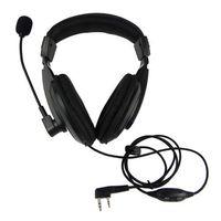 radio earpiece - VOX Headset Earpiece For KENWOOD WOUXUN QANSHENG PUXING BFUV5R H555 TYT Radio walkie talkie NEW C0134A Eshow