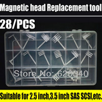 Wholesale 28 Hard drive head replacement tool Hard disk repair tools For the inch to inch SAS SCSI Seagate Maxtor Samsung order lt no t