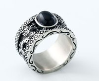 american steel supply - personality stainless steel ring mens punk style ring factory supply directly with best price