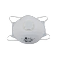 Wholesale Disposable moulded mask FFP2 with valve GP007 CO DTC3W F FFP2 NR