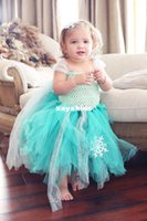 beach wedding clothes kids - 2016 xayakids five star seller Frozen designer baby clothes dress Kids sets Autumn Character tutu dress baby girl dress Pink wedding dress
