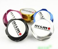 engine oil - 2014 New NISMO Engine Oil Cap Fuel Tank Cover fit Nissan Cars Pentagonal Style Colors Avaiable