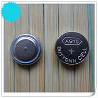Wholesale AG10 Button Cell Battery for Valve Light