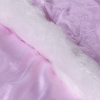 Wholesale High quality kg summer jacquard nature pure mulberry silk quilt comforter rose cotton quilt cover x220cm
