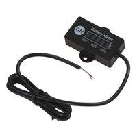 battery level indicator - 20pcs LED Battery Indicator Level Meter Gauge V V for Lead acid Battery CEC_539