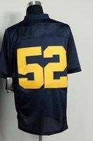 Wholesale Packers Clay Matthews Blue Football Elite Jerseys Men Women Youth Kids Stitched Jersey Size Drop Shipping