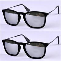 amber velvet - Polarized Ca Woman Brand Mirror Sunglasses Erika Velvet Multic Mirror Glasses
