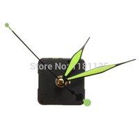 Wholesale Promotion High Quality Green Black Luminous Hands DIY Quartz Clock Spindle Movement Mechanism Repair