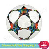 best soccer games - 2015 Champions League Ball diamond non slip pattern PU football Battle Memoria Berlin soccer ball on the th football game ball Best version