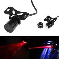 Wholesale Auto Car LED Laser Fog Light Rear Anti Collision Taillight Warning Signal Lamp Bulb