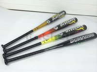 baseball bat - New Arrival carbon fiber Demarini baseball bat cm mm baseball rod billot sports full carbon fibre bat inch for man womam with g