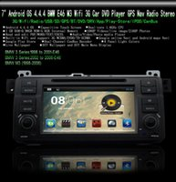 Wholesale 7 quot Android Car DVD Player GPS Navigation For BMW E46 M3 Wifi G Bluetooth Radio Stereo Free GB Card SCYF0487