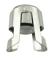 champagne stopper - Stainless steel Champagne bottle stopper for party wedding supplies