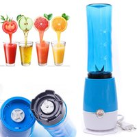 Wholesale The Best Price Mini Multifunction Portable Fruit Mixer Juicer Ice Machines extractor Smoothie Maker Cup TOutdoor ravel