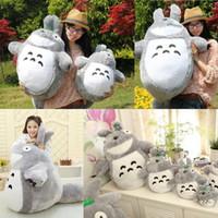 birthday presents - cm Totoro plush toys small cat dolls girls birthday present Christmas tuba Miyazaki Hayao Tonari no Totoro