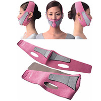 Wholesale 50pc Thin Face Mask Bandage Face Lifting Double Chin Removal Slimming Face Mask Z00323