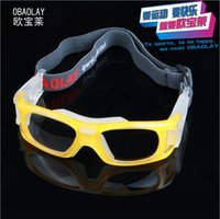 basketball racks - New Arrival Outdoor Gym Sports Goggle Basketball Glasses Football Tennis Soccer Eyewear Glasses Myopia Glasses Frame Rack