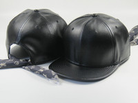 blank baseball caps - leather baseball cap flat blank snapback hats blank lace bow tie flat hip hop trucker cap blank caps cheap price