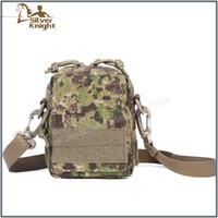 Wholesale New Fashion Single Shoulder Handbag Military Tactical Messenger Bag Waterproof Hiking Molle Pouch
