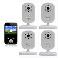 Wholesale 2016 New arrival Home product Mini Camera Night Vision SD Card wireless baby monitor SM
