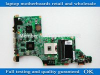 Wholesale for HP Pavilion DV7 DV7 DA0LX6MB6H1 laptop motherboard G Notebook mainboard tested Days Warranty