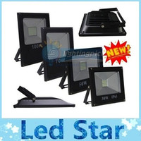 led flood light - 2015 Hot Sales W W W W Outdoor Waterproof Led Floodlights Warm Cool White IP65 Led Flood Lights AC V