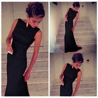 Cheap 2015 Fashion women Summer bodycon women long dress Sleeveless full-length skirt Evening Party Prom Gown Dress S269M