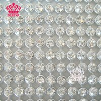 aluminium paste - SS10 mm x120mm CrystalClear Stones Silver Plated Aluminium base Pasted A Hot Fix Rhinestone Mesh Trimming FreeShipping Y2368