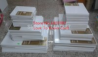 Wholesale many size stock blank canvas painting panel