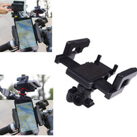 Wholesale 360 Degree Rotating Bicycle Rack Mountain Road Bike Phone Holder Mount Cycling Rack for iPhone Samsung Cellphone GPS MP4 MP5 order lt no tra