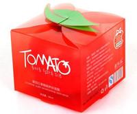 acne organic - Tonymoly Tomatox Tomato Magic Cream Tony Moly Organic Tomato Nourish Facial Mask Whitening Moisturizing Facial Mask Skin Care In Stock