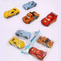 Wholesale Car toys Cartoon movie Toys inches kids toys Childrens Gift Cheap cute set baby toys