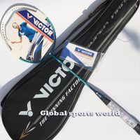 victor racquet - PC U Victor Supe Nano badminton rackets badminton racquets