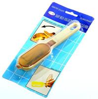 Wholesale Fashion Hot Living supplies Scale shaver Kitchen tools Super fish scale plane fish scale