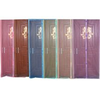 Wholesale Creative Hot Sale Magnetic Stripe Summer Curtain Mosquito Curtains Encryption Screen Window Door Curtains