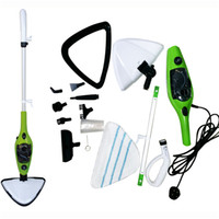steam mop - New Arrival Steam Mop W Dry Steam Power Mini Household Handle Held Portabe Cleaners V Steam Floor Mop X10 mop