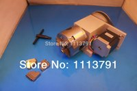 Wholesale CNC Router Rotational Axis the th Axis A axis for the engraving machine mm jaw Scroll Chuck