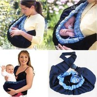 Wholesale Baby Toddler Newborn Cradle Pouch Ring Sling Carrier Stretch Wrap Front Bag New WY57 P