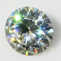 aqua lab - FG mm Carat Test Positive Lab Grown Loose Charles Colvard Moissanite